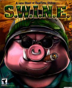 Box art for S.W.I.N.E.