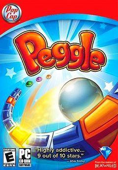 Box art for Peggle Deluxe World of Warcraft