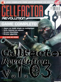 Box art for CellFactor: Revolution v.1.03
