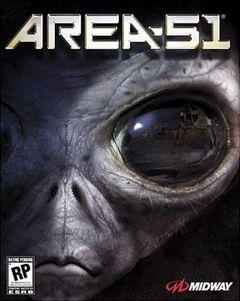 Box art for Area 51 pe�na wersja gry