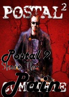 Box art for Postal 2 Share The Pain