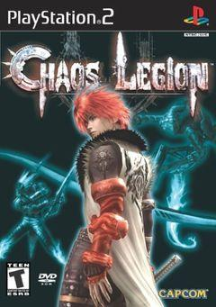 Box art for Chaos Legion