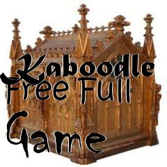 Box art for Kaboodle Free Full Game