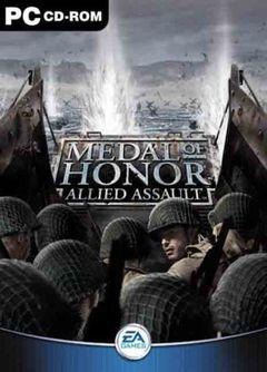 Box art for medal of honor spearhead