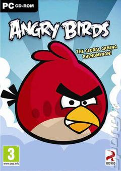 Box art for Angry Birds HD Johnny Shanley.apk