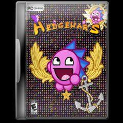 Box art for Hedgewars v0.9.7 Free Full Game - Source