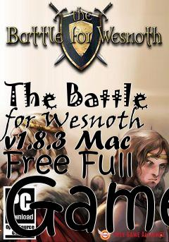 Box art for The Battle for Wesnoth v1.8.3 Mac Free Full Game