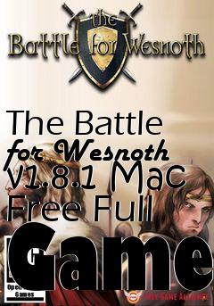 Box art for The Battle for Wesnoth v1.8.1 Mac Free Full Game