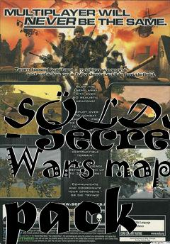 Box art for SÖLDNER - Secret Wars map pack