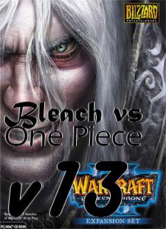 Box art for Bleach vs One Piece v13