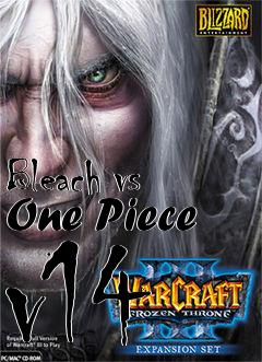 Box art for Bleach vs One Piece v14