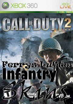 Box art for Ferrys Luftwaffe Infantry Skins