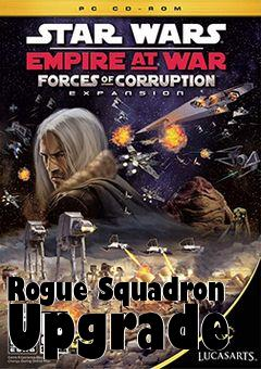 Rogue Squadron Upgrade mod Star Wars: Empire at War: Forces