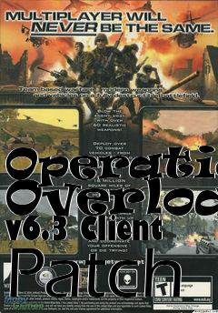 Box art for Operation Overload v6.3 Client Patch