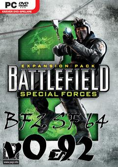 Box art for BF2 SF 64 v0.92