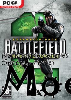 Box art for BlackOpsMercenaries Special Forces Mod