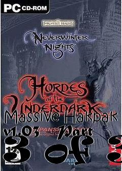 Box art for Massive Hakpak v1.03 - Part 3 of 3