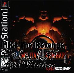 MK4 The Revenge Beta 1 35 Lite Version mod Mortal Kombat 4