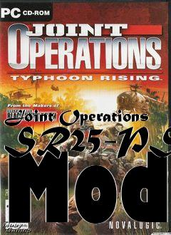 Box art for Joint Operations SR25-PSG Mod