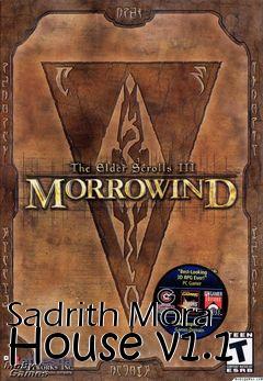 Sadrith Mora House V1 1 Mod Elder Scrolls Iii Morrowind Free