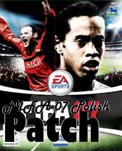 Box art for FIFA 07 Polish Patch