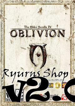Box art for Ryurns Shop v2.0