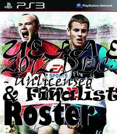 Fifa 12 incl. Uefa euro 2012 free download elamigosedition. Com.
