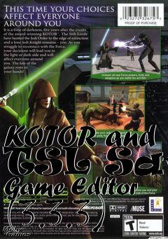 Tsl save game