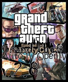 Grand Theft Auto IV OpenIV v 2 8 mod free download : LoneBullet