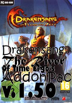 Box art for Drakensang: The River Of Time Ergo