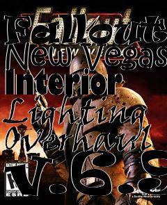 Box Art For Fallout: New Vegas Interior Lighting Overhaul V.6.9