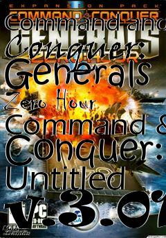 Box art for Command and Conquer: Generals Zero Hour Command & Conquer: Untitled v.3.01