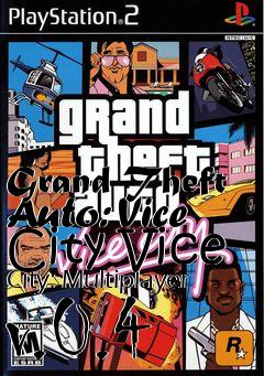 Box art for Grand Theft Auto: Vice City Vice City: Multiplayer v.0.4