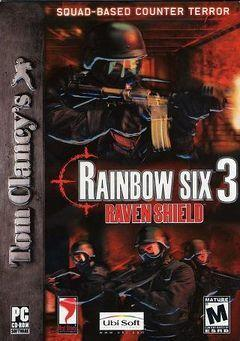 Box art for Tom Clancys Rainbow Six 3: Raven Shield Parking