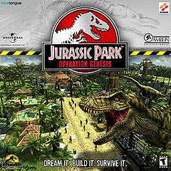 Box art for Jurassic Park - Operation Genesis JW Collection Pack v.4022017
