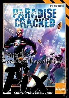 Box art for Paradise Cracked Resolution Fix