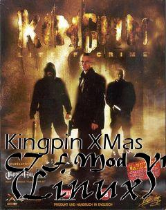Box art for Kingpin XMas CTF Mod V1.01 (Linux)