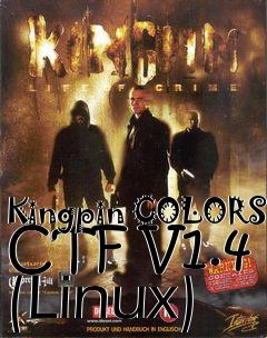 Box art for Kingpin COLORS CTF V1.4 (Linux)