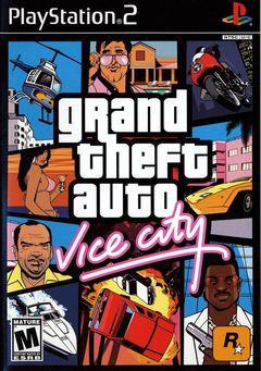 Box art for gta vice city marco