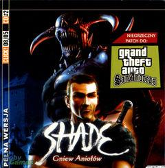 Box art for Shade: Wrath of Angels Australian v1.2 Patch