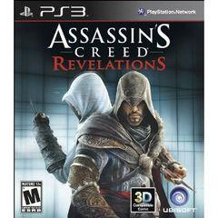 Box art for Assassins Creed Revelations v1.01 Patch (Europe)