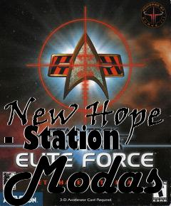 Box art for New Hope - Station Modas