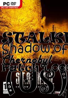 stalker shadow of chernobyl patch 1.0004