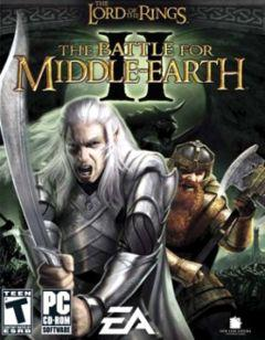 Box art for Battle for Middle-Earth II v1.06 German Patch