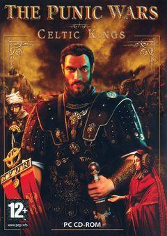 Box art for Celtic Kings The Punic Wars (US) 1.02 Patch
