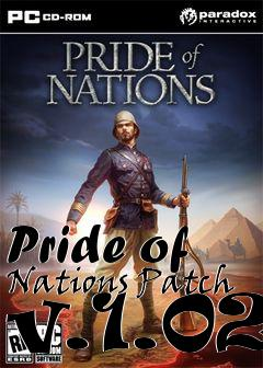 Box art for Pride of Nations Patch v.1.02