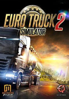 Box art for Euro Truck Simulator 2 Patch v.1.4.1 to 1.4.8
