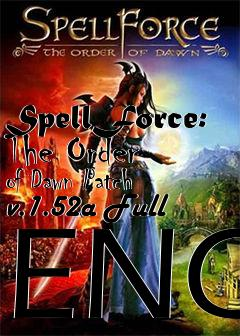 Box art for SpellForce: The Order of Dawn Patch v.1.52a Full ENG
