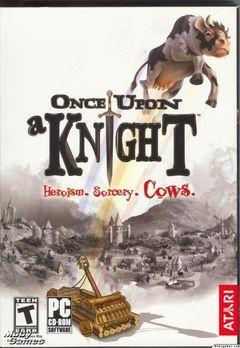 Box art for Once Upon A Knight Patch v.1.01 language patch/mod