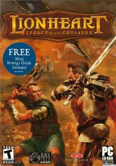 Box art for Lionheart: Legacy of the Crusader Widescreen Patch v.1.0